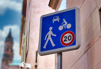 Brussel: de Vijfhoek en Kuregem naar 20 km/u #1