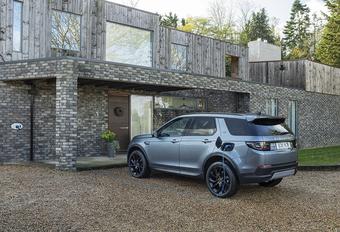 Land Rover Discovery Sport en Evoque PHEV: nieuwe driecilinder #1