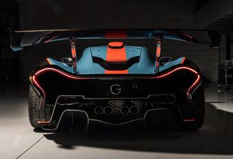 Deze GTR-18 is de machtigste McLaren van het moment #1