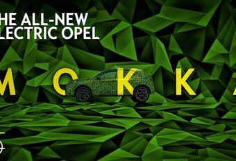 Opel Mokka: zonder X en elektrisch #1