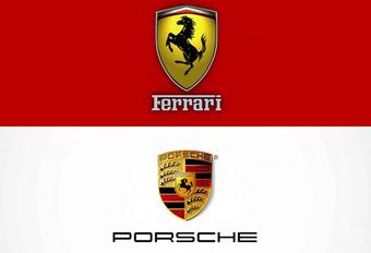 Le saviez-vous ? Le cheval cabré de Ferrari est aussi celui de Porsche #1