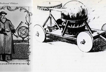 Wist je nog? Dat de auto is uitgevonden door een Belgische pater?