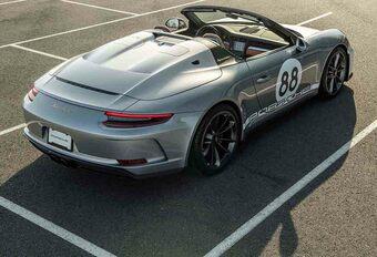 Laatste Porsche 911 991 brengt 500.000 dollar op voor goede doel #1