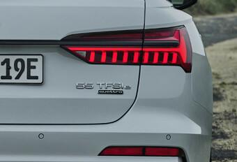 Ook Audi A6 Avant als plug-inhybride  #1