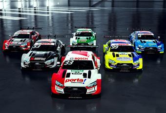 Audi Sport stopt met DTM #1