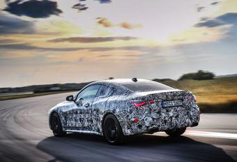 BMW lost eerste info over nieuwe 4-Reeks #1