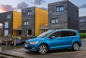 Volkswagen Touran krijgt geen opvolger #1