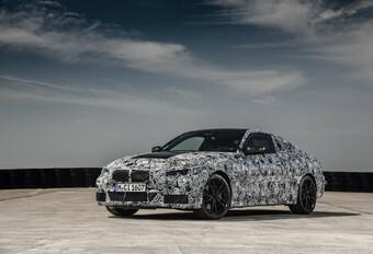 BMW 4 Reeks Coupé onthult eerste geheimen #1