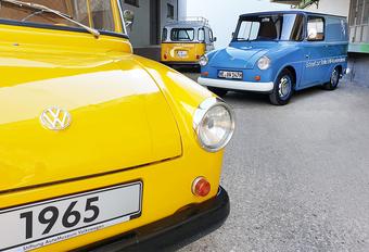 Wist je nog? Dat Volkswagen de Fridolin op bestelling van de Duitse Post maakte #1