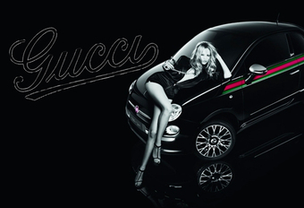 Saviez-vous que le grand couturier Gucci avait habillé différentes automobiles ? #1