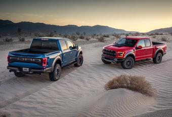 Verenigde Staten: verkoop pick-ups hoger dan personenwagens #1