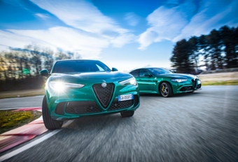 Alfa Romeo Giulia & Stelvio Q: technologisch up-to-date #1