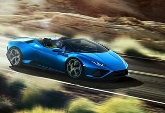 Lamborghini Huracán EVO RWD Spyder : au soleil #1