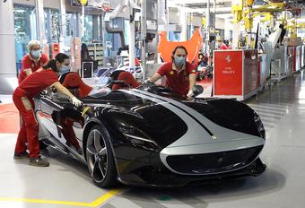 Goed nieuws! Jouw nieuwe Ferrari wordt weer gebouwd #1