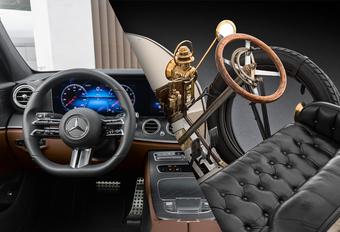 De geschiedenis van het stuurwiel bij Mercedes #1