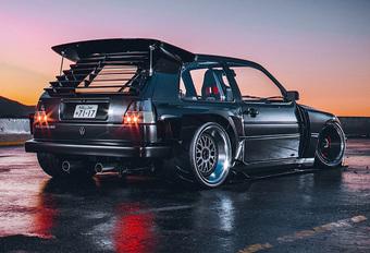 De VW Golf GTI je niet wild genoeg? Wacht... #1