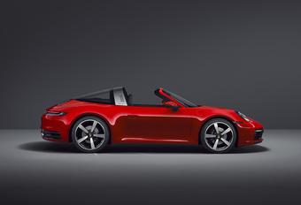 Porsche 911 Targa vervoegt de Cabriolet en de Coupé #1