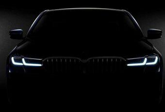 BMW 5 Reeks: facelift in zicht #1