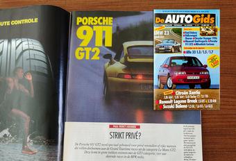 Wat vond (De) AutoGids in 1995 van de Porsche 911 993 GT2? #1