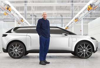 EV van Dyson had bijna 1.000 km autonomie #1