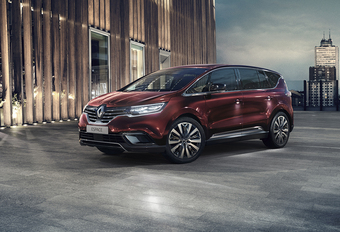 RIP monovolumes: Renault ne produira plus l'Espace et le Scénic #1