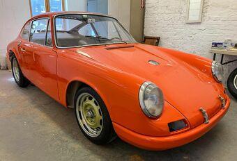Lichtste Porsche 911 ooit wordt 595 kg aan Emmentaler #1