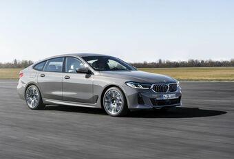 BMW 6 Reeks Gran Turismo: plastische chirurgie op 48 volt #1