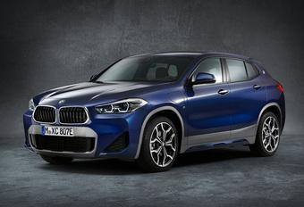 BMW X2 25e PHEV: definitieve details over de plug-inhybride SUV #1