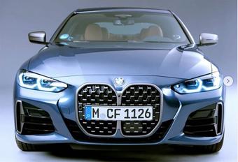 Gelekt: BMW 4 Reeks Coupé #1