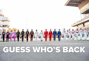 Officieel: F1-seizoen gaat van start op 5 juli #1