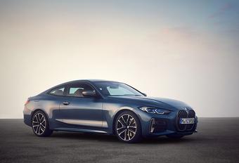 Officieel: BMW 4 Reeks Coupé #1