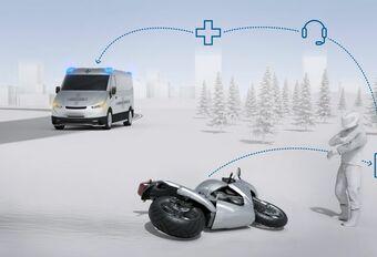 Help Connect: automatische SOS voor motorrijders #1