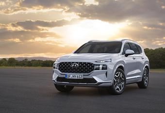 Hyundai Santa Fe combineert extra luxe met hybride aandrijflijnen #1