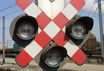 Uniek in België: spoorwegovergangen op Waze #1