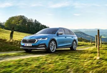 Škoda Octavia Scout : retour à l'aventure #1