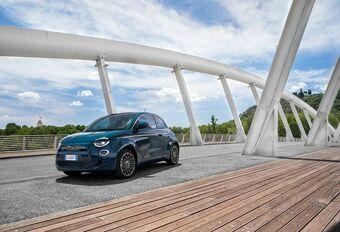 Fiat 500 La Prima: als berline #1
