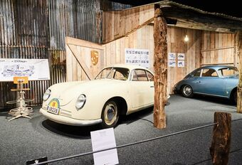 De 70ste verjaardag van de Porsche 356 komt uitgebreid aan bod in Autoworld #1