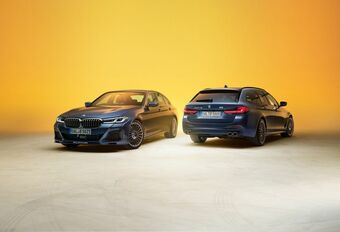 BMW Alpina B5 et D5 S : optimisation #1