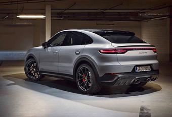 Gelekt: Porsche Cayenne Coupé GTS #1
