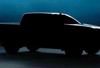 Mazda : nouvelle génération BT-50 en vue #1