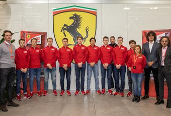 Ferrari op zoek naar vrouwen voor zijn Driver Academy #1