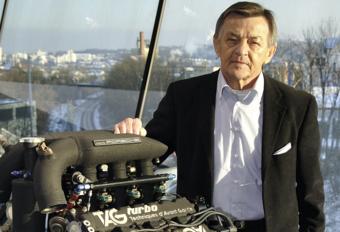 Hans Mezger (90), ontwerper van Porsche boxer-6, overleden #1