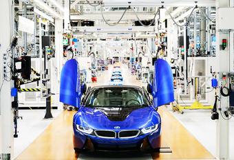 Dit is de laatste BMW i8 #1