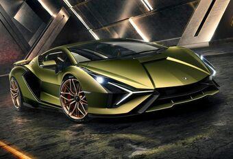 Lamborghini a décidé de snober les salons #1