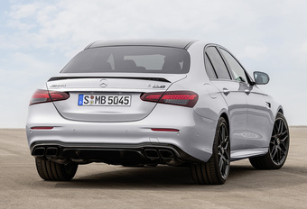 Officieel: facelift Mercedes-AMG E 63 S 4Matic+  #1