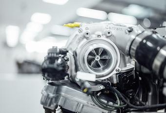 Mercedes-AMG introduceert eTurbo met F1-tech #1