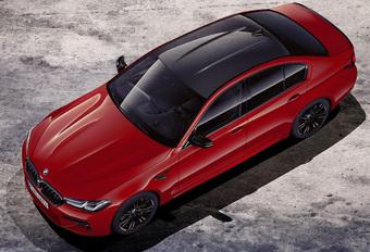 BMW M5 en M5 Competition krijgen gezelschap van M5 CS #1