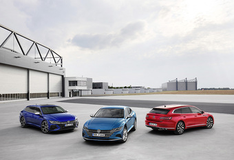 Volkswagen Arteon ook als Shooting Brake #1