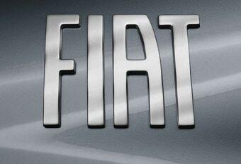 Versimpeld logo voor Fiat #1