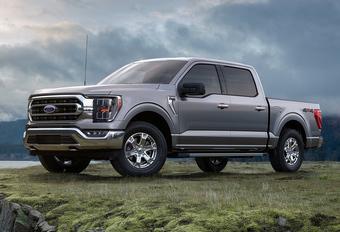 Officieel: Ford F-150 pick-up - nu ook als hybride #1